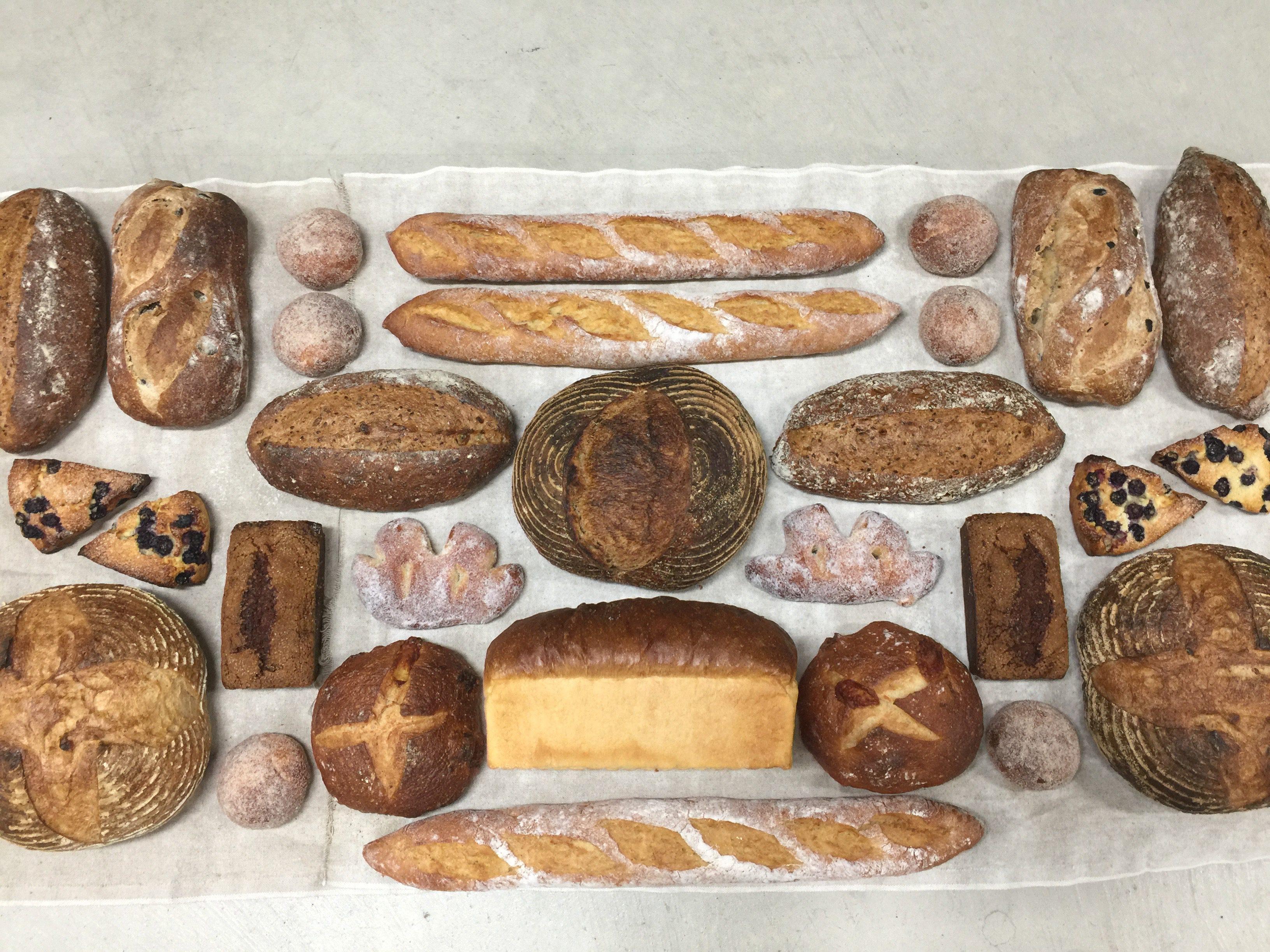 Branding Bakery